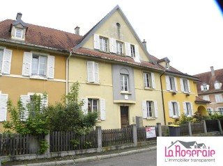 location appartement MULHOUSE 3 pieces, 80m