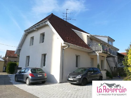 location appartement ASPACH LE HAUT 3 pieces, 62,06m