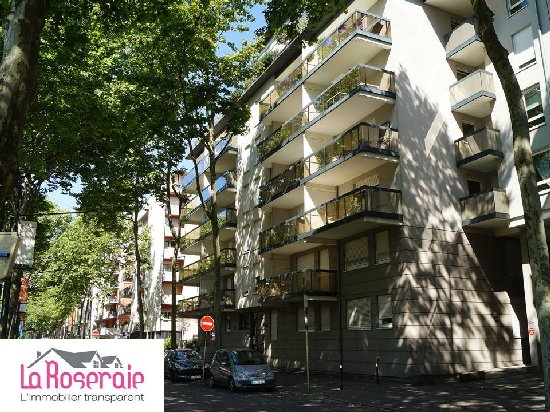 location appartement MULHOUSE 2 pieces, 41,02m
