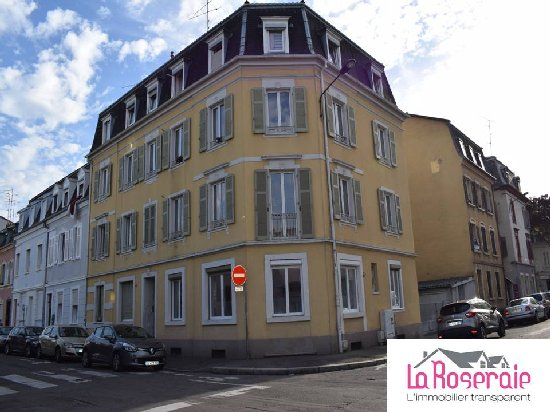 location appartement MULHOUSE 3 pieces, 54,58m