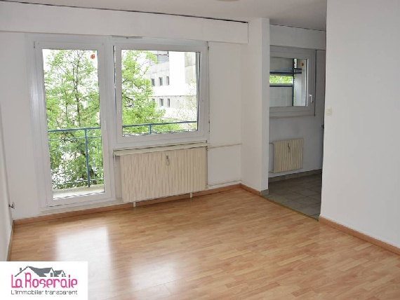 location appartement MULHOUSE 1 pieces, 30,22m