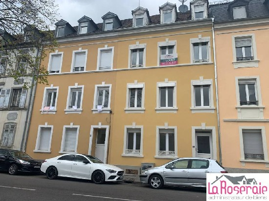 location appartement MULHOUSE 3 pieces, 41,37m