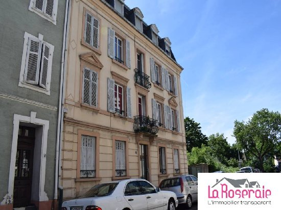 location appartement MULHOUSE 2 pieces, 47,15m