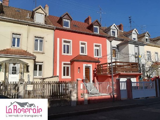 location maison MULHOUSE 5 pieces, 94,98m